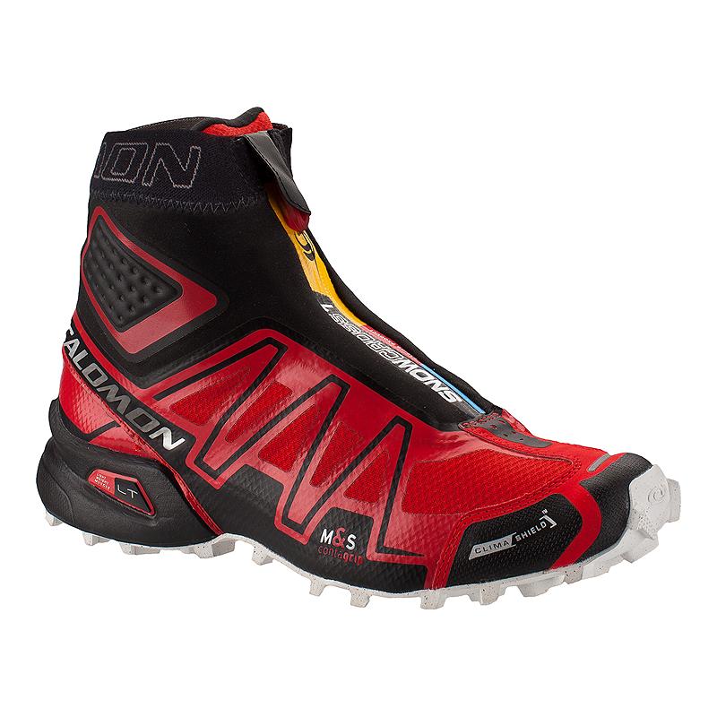 best service 1bb81 b6c4c Salomon Men's Snowcross ClimaShield Mid Trail Running Shoes ...