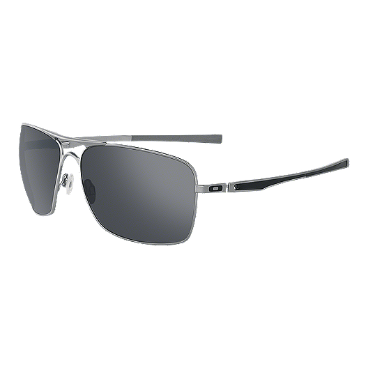 Iridium Squared Lead Plaintiff Black Sunglasses Oakley m8nO0vNw