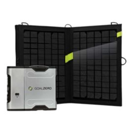 Goal Zero Guide Sherpa 50 Solar Power Kit