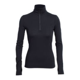 Icebreaker 260 Women's Long-Sleeve Half-Zip Tech Top