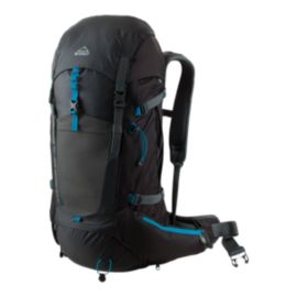 McKINLEY Cougar 40 RC Backpack - Forged Iron/Espresso Blue