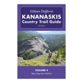 Kananaskis Trail Guide Vol. 4