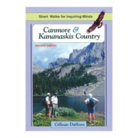 Canmore & Kananaskis Short Walks Guidebook