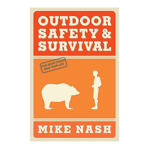 Outdoor Safety And Survival Guidebook
