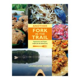 Another Fork In The Trail Vegetarian / Vegan Cookbook