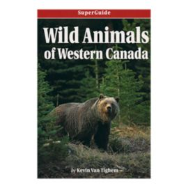 Wild Animals Of Western Canada Guidebook