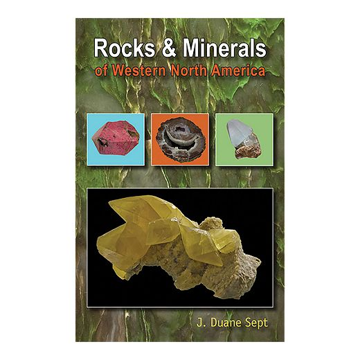 Rocks And Minerals Guidebook