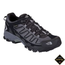 The North Face Men's Ultra 109 GTX Trail Running Shoes - Black/Grey