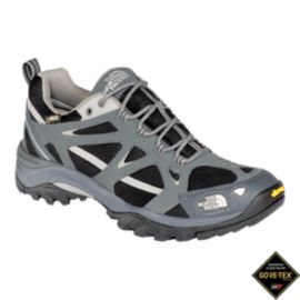 The North Face Men's Hedgehog IV GTX Hiking Shoes - Grey/Black