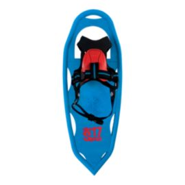 Atlas Junior Sprout 17 inch Snowshoes - Cyan