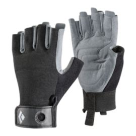 Black Diamond Crag Half Finger Belay Gloves