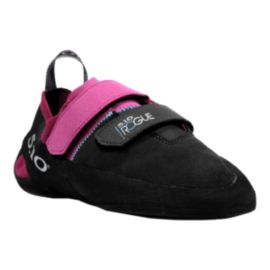 Fiveten Women's Rogue VCS Rock Climbing Shoes - Pink/Black