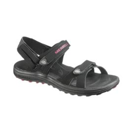 Merrell Women's Cedrus Convertible Outdoor Sandals - Black