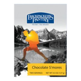 Backpacker's Pantry Chocolate S'mores