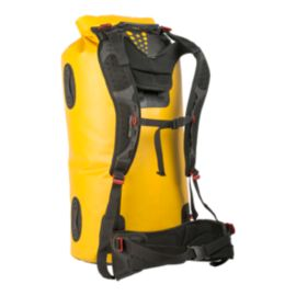 Sea to Summit Hydraulic Dry Pack 90L with Harness - Yellow