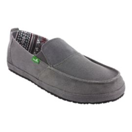 Sanuk Commodoure Men's Shoes - Grey