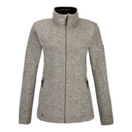 McKINLEY Hunterville Knit Women's Full-Zip Jacket