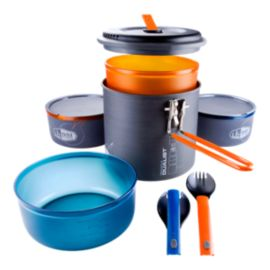 GSI Pinnacle Dualist 2-Person Cookset