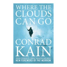 Where The Clouds Can Go Book