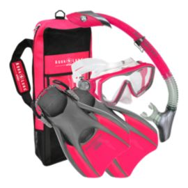 Aqua Lung Diva LX Women's Snorkeling Set