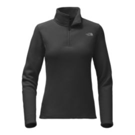 The North Face Women's Glacier 1/4 Zip Fleece Top