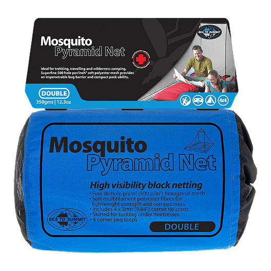 Sea to Summit Mosquito Pyramid netd ouble