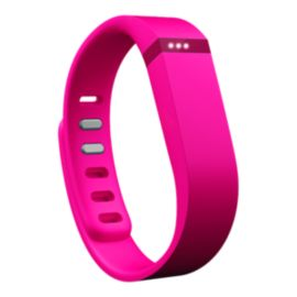 Fitbit Flex Wireless Activity + Sleep Fitness Tracker - Pink