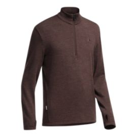 Icebreaker Original Men's Half-Zip Long Sleeve Top
