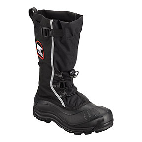 Sorel Men's Alpha Pac XT Winter Boots - Black/Red