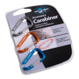 Sea to Summit Accessory Carabiner Set - 3 Pack
