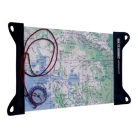 Sea to Summit TPU Guide Map Case - Medium