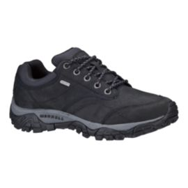Merrell Men's Moab Rover Waterproof  Shoes - Black