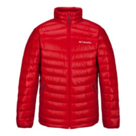 Columbia TurboDown&trade&#x3b; Platinum Omni-Heat&trade&#x3b; 860 Men's Jacket