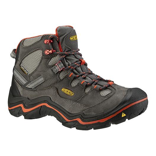 40b62da06b2c Keen Men s Durand Mid Waterproof Day Hiking Boots
