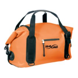 SealLine Wide Mouth 40L Duffel Bag - Orange