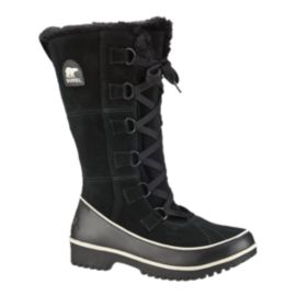 Sorel Women's Tivoli High II Winter Boots - Black
