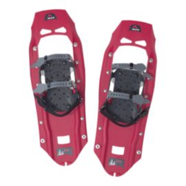 MSR Men's Evo 22 inch Snowshoes - Red