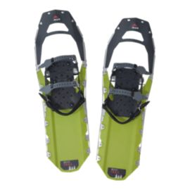 MSR Men's Revo Trail 25 inch Snowshoes - Rave Green