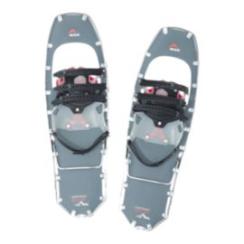 MSR Men's Lightning Ascent 30 inch Snowshoes - Silver