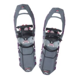 MSR Women's Revo Ascent 22 inch Snowshoes - Purple