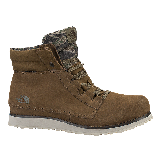 a9f4ab0a2 The North Face Men's Ballard Roll-Down Boots - Brown