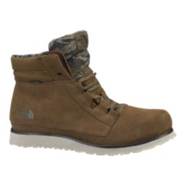 The North Face Men's Ballard Roll-Down Boots - Brown