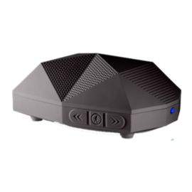 Outdoor Tech Turtle Shell Speaker - Black