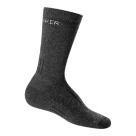 Icebreaker Men's Hike Liner Crew Socks