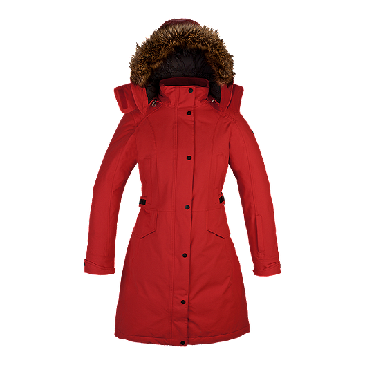 e8d1b616f The North Face Women's Tremaya Down Parka | Atmosphere.ca