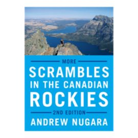 More Scrambles In The Canadian Rockies Guidebook