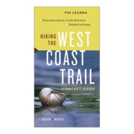 Hiking The West Coast Trail Pocket Guidebook