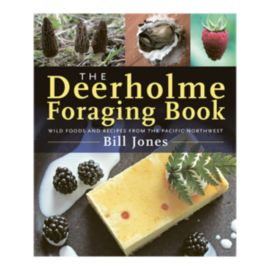 Deerholme Foraging Cookbook Book