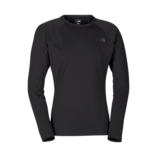 96eb764b5ff The North Face Warm Men's Long Sleeve Crew Neck Top   Atmosphere.ca