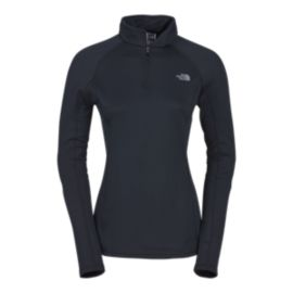 The North Face Women's Expedition Long Sleeve Zip Neck Top